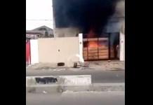 Tinubu's TVC On Fire