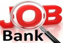 Leading Bank Job Recruitment
