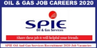 Apply for SPIE Oil and Gas 2020/2021 Recruitment following the guideline below;