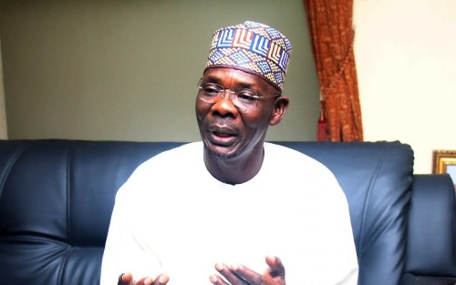 Why I named my twins after President Buhari, Al-Makura – Gov Sule