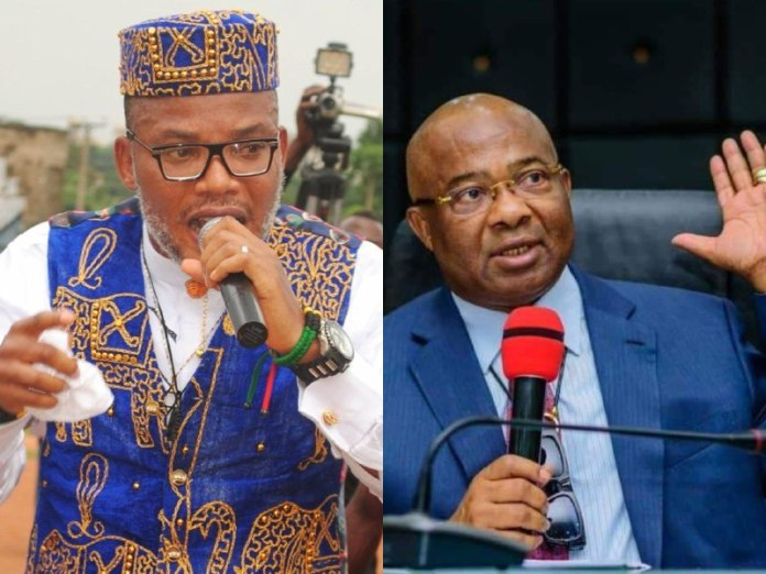 Biafra group and Gov Uzodinma in Fresh War over Abba land given out for Ruga