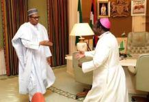 Bishop Kukahaccused Buhari of nepotism