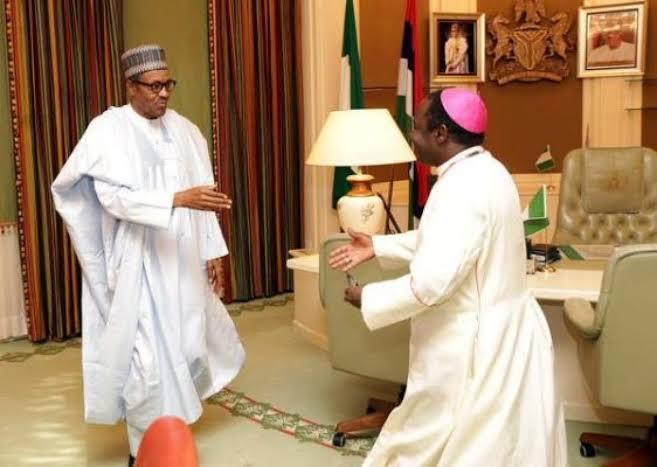 Bishop Kukah accused Buhari of nepotism