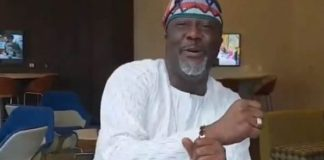 Dino Melaye Releases New Song for the last day of the year