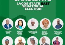 Lagos By-Election Results