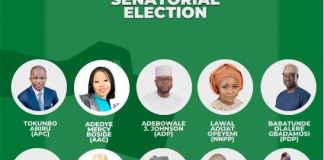 Bye Election Results For All 11 States From Polling Units