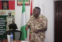 Boko Haram: Nigerian Army demotes General over leaked video