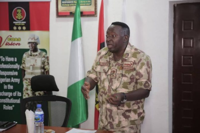 Boko Haram: Nigerian Army demotes General over leaked video