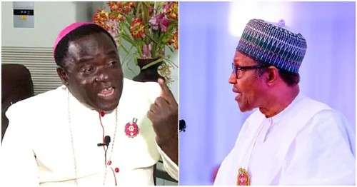This is what will happen if Buhari arrests Bishop Kukah - Dino Melaye warns