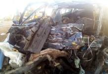 20 burnt, two women escape as vehicles collide in Bauchi