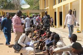 22 suspects arrested for Bauchi sex party, others