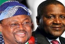 Dangote Adenuga make list as Forbes releases richest persons in Africa [See top 18]