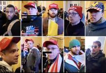 FBI Releases Wanted Poster Of Suspected Capitol Rioters