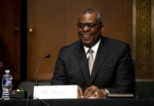 Lloyd Austin is America's first black Defense Secretary Pentagon Chief