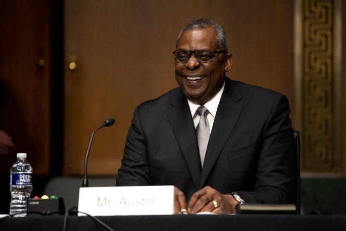 Lloyd Austin is America's first black Defense Secretary Pentagon Chief