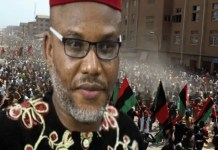 DSS planning to sponsor attacks on banks - Nnamdi Kanu Revealed
