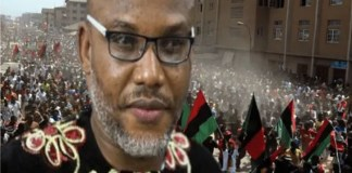 BREAKING: Nnamdi Kanu Blows Hot On Nigerian Military, Calls For Revolution