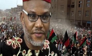 BREAKING: Nnamdi Kanu Blows Hot On Nigerian Military, Calls For Revolution