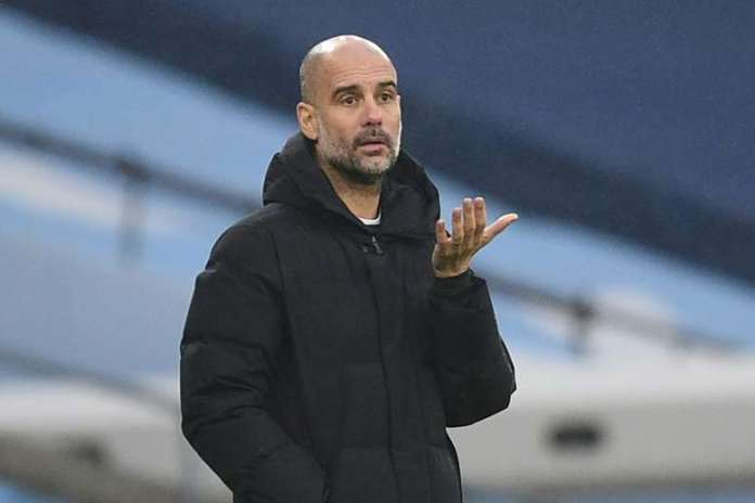 Pep Guardiolas Manchester City Are On A Run Of Six Successive Wins In All Competitions
