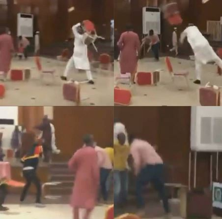 ACP Crisis : Thugs Invade Enugu APC Secretariat Over Leadership Crisis