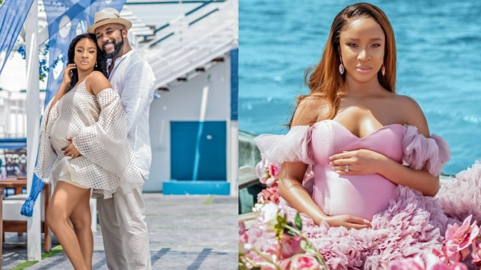 Adesua And Banky W Announce The Birth Of Their First Child
