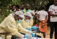 Ebola virus resurfaces, kills one in Congo