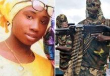FG discloses why Boko Haram has refused to release Leah Sharibu