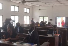 Rochas Okorocha's aide and 13 others arraigned in court for reopening hotel sealed by Imo state government (photo)