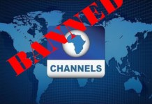 BREAKING: FG suspends Channels TV for interviewing IPOB
