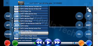 Hacked dstv configuration settings