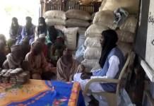 Incredible: Boko Haram Shares Ramadan Packages, Cash To Borno, Yobe Residents (Photos)