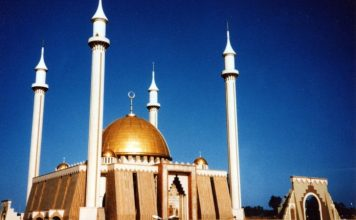 Abuja National Mosque Under Attack