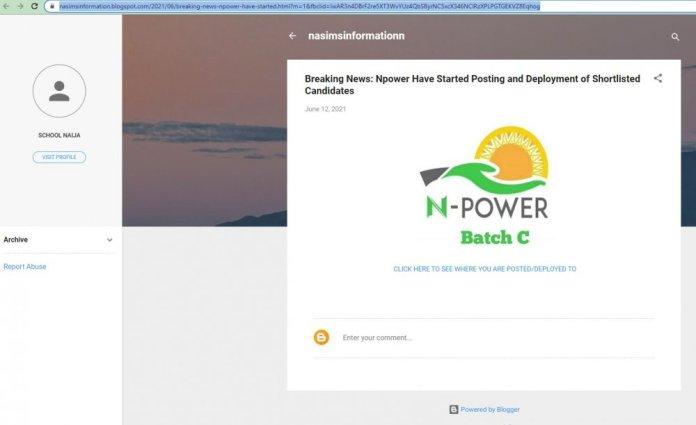 npower batch c news