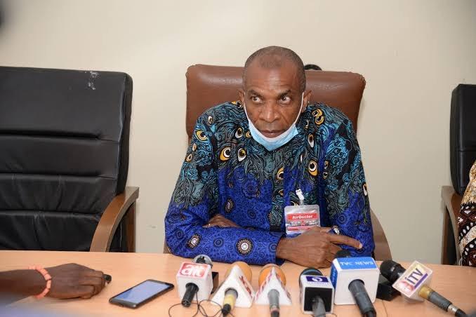 Breaking: Edo PDP Chairman Suspended Despite Denial