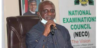 Breaking: NECO Registrar, Godswill Obioma assassinated