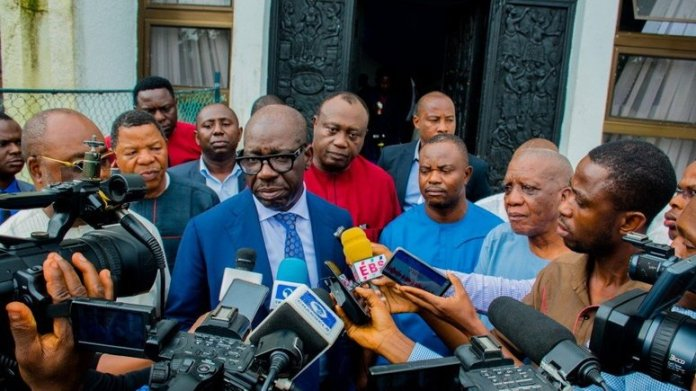 Governor Obaseki Finally Speaks On Conducting Local Government Election In Edo