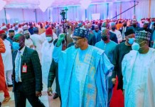 President Buhari Flouts COVID-19 Regulations