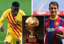 Complete List Of 80-man Golden Boy Award 2021