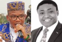 Prepare For Nationwide Rally For Nnamdi Kanu, Igboho- Simon Ekpa Tells Biafrans, Oduduwas