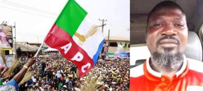 NURTW Vice-Chairman, Samuel Kayode Shot Dead During APC Rally In Lagos