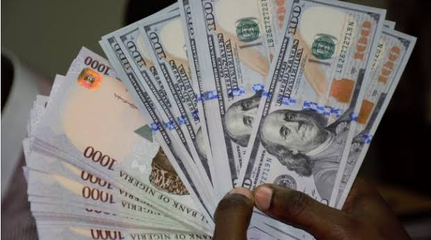 Dollar to Naira exchange rate today 3 October 2021