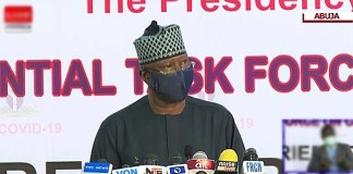 FG Issues New Directive To Police On COVID-19