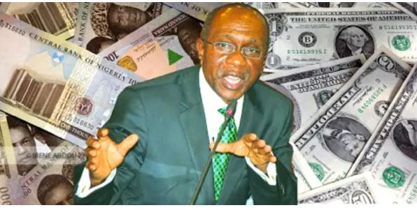 BREAKING: Naira Crashes Massively At Black Market, See Today's Exchange Rate