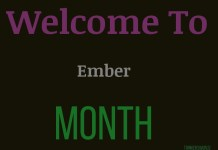 20 Prayers Point and Wishes for Friends & Loved Ones this Ember Month
