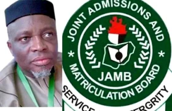 JAMB cancels national cut-off mark
