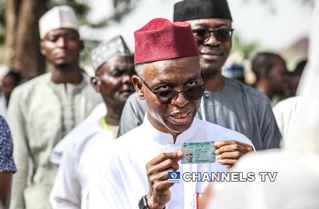 Just In : El-Rufai loses polling unit to PDP in Kaduna LG Polls