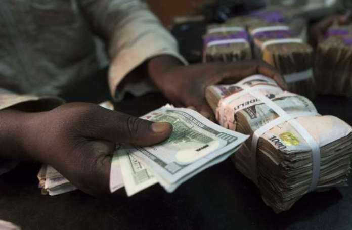 Dollar To Naira Exchange Rate Today 12 October 2021 (Black Market Rate)