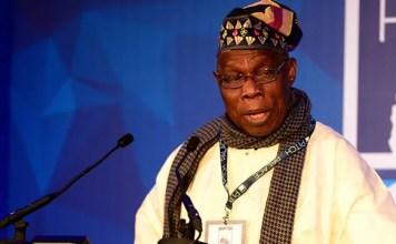Olusegun Obasanjo Biography and Net Worth