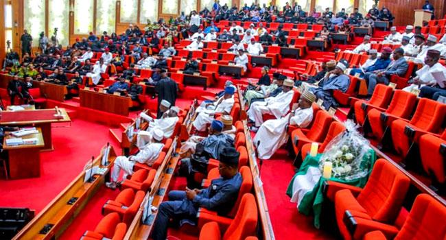 Senate Passes 2022 Budget For Second Reading