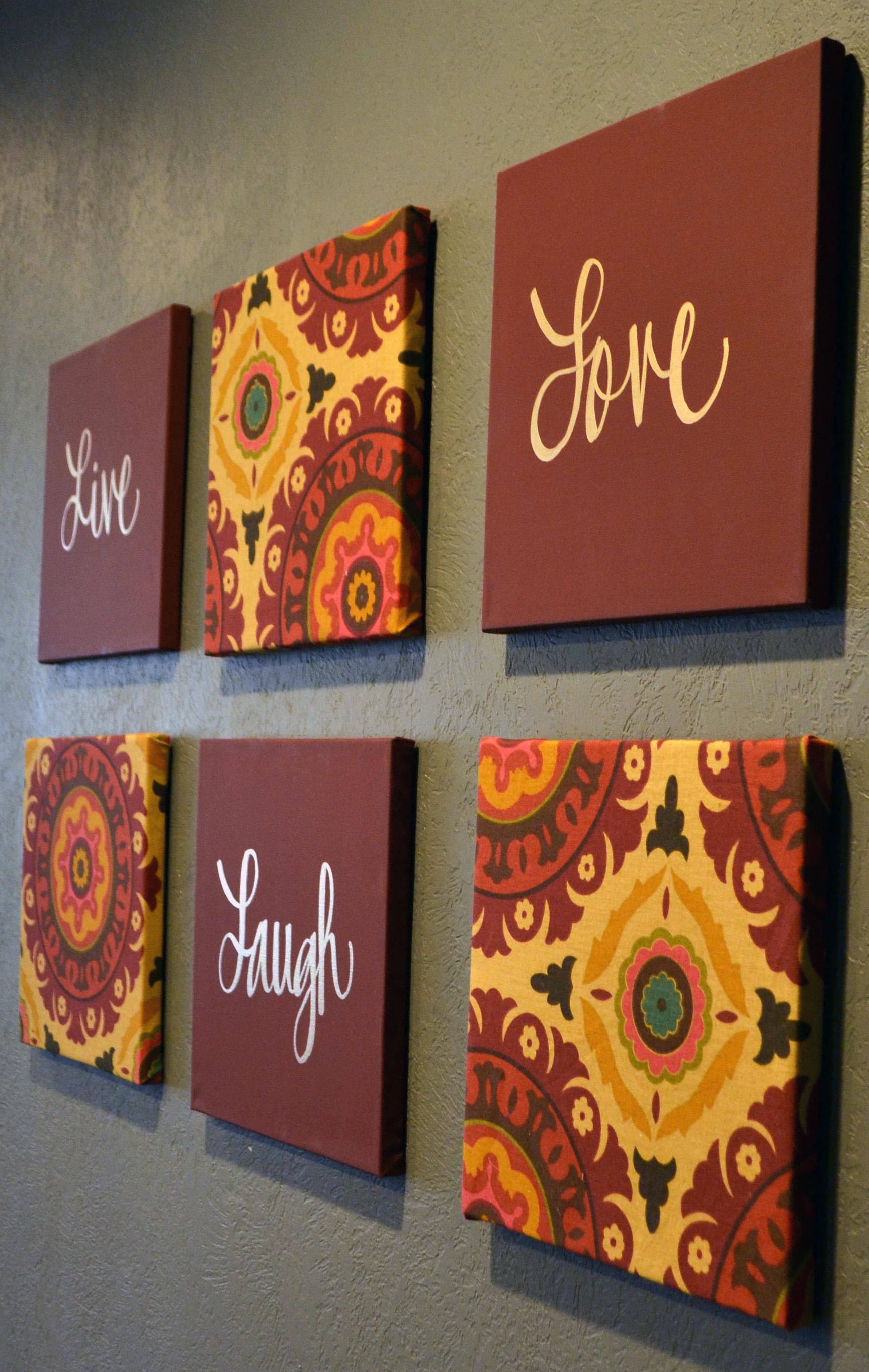 Maroon Wall Art